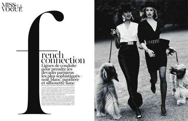 'French connection' by Josh Olins