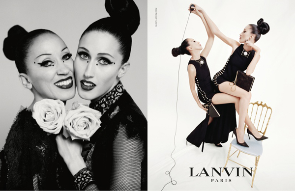 Lanvin Spring 2015 Campaign by Tim Walker