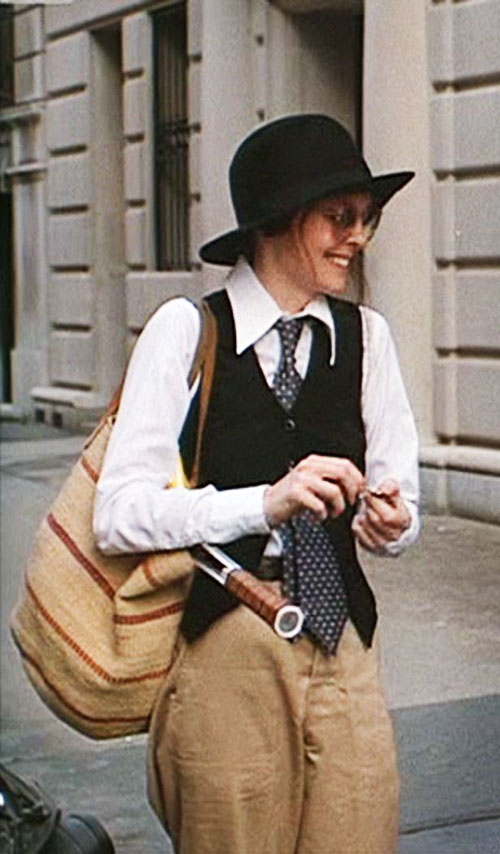 Diane Keaton in Annie Hall, 1977