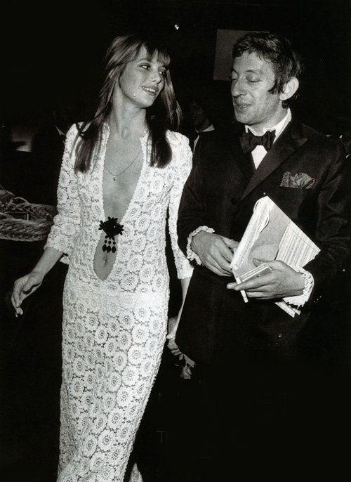 Jane Birkin+Serge Gainsbourg