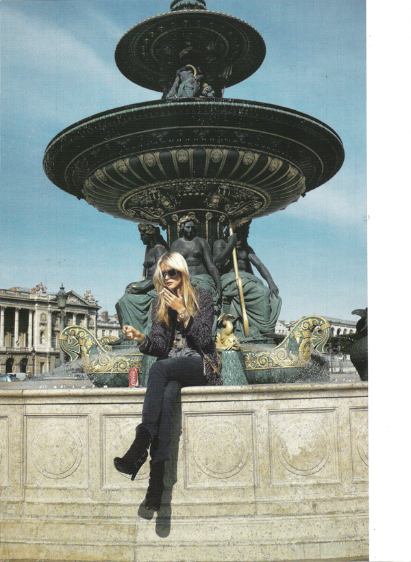 'Paris match' by Terry Richardson