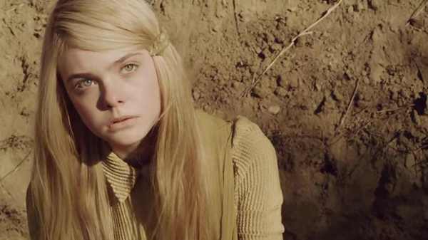 Elle Fanning in 'The curve of forgotten things'