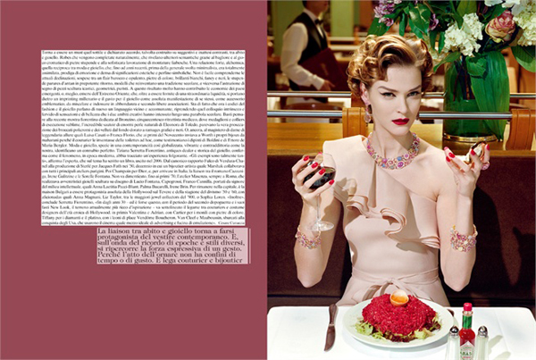 A precious glam by Miles Aldridge2