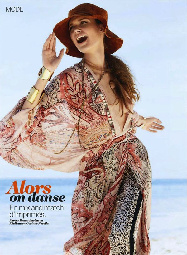 Diana Timofyeyeva for Cosmopolitan France May 2015