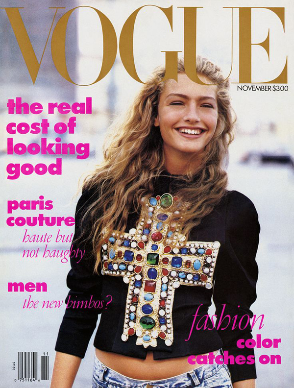 Vogue US Nov 1988