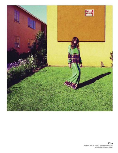 Arizona Muse by Inez+Vinoodh