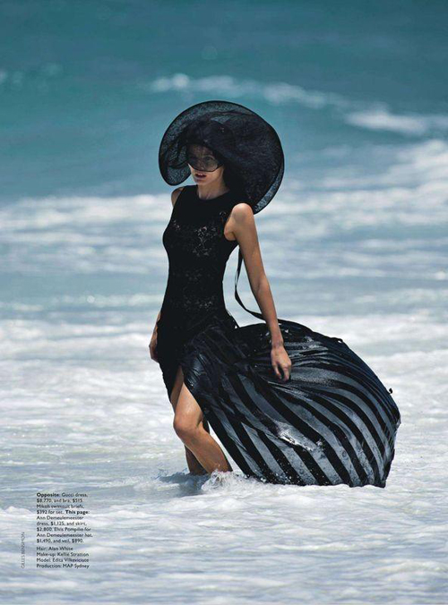 Splash out by Gilles Bensimon