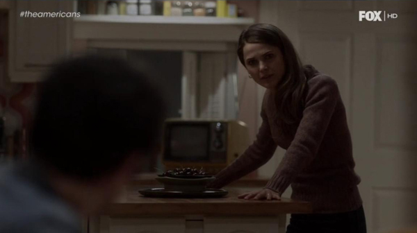 The Americans. Season 1, Episode 8