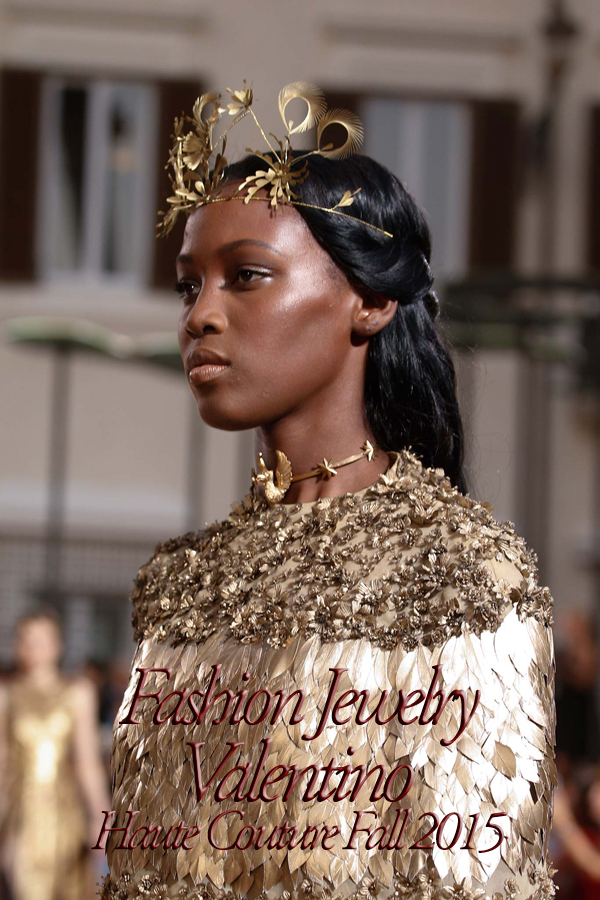 Valentino Fall 2015 Haute Couture Jewelry Cover