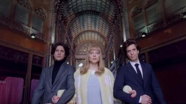 'Candy' fashion film by Wes Anderson
