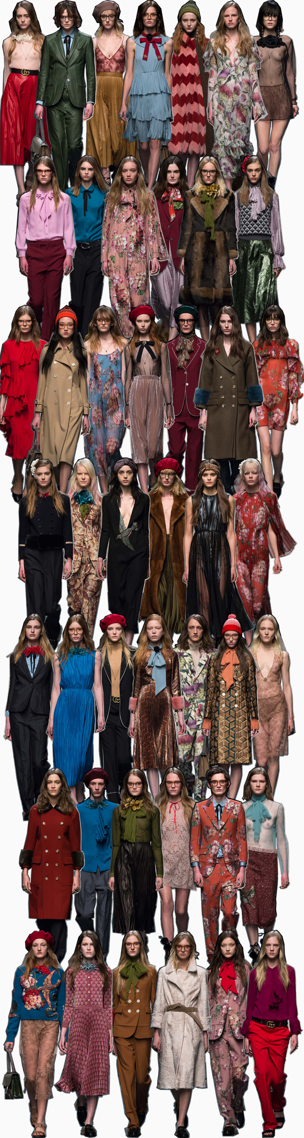 Gucci Fall 2015 fashion show