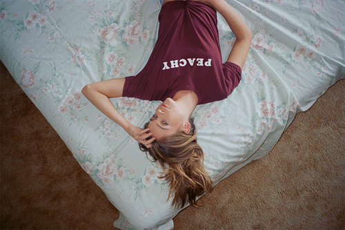 Henrik Purienne for Pull and bear
