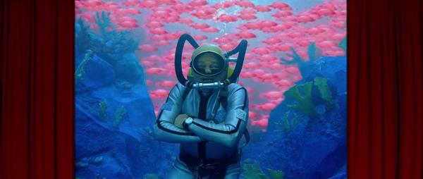 Wes Anderson's 'Life aquatic'