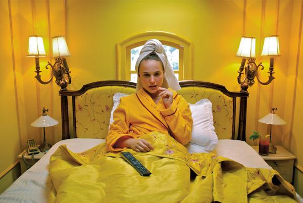 Natalie Portman en 'Viaje a Darjeeling'