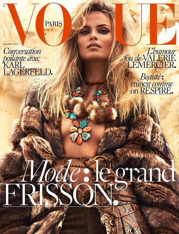 Vogue Paris Septiembre 2015
