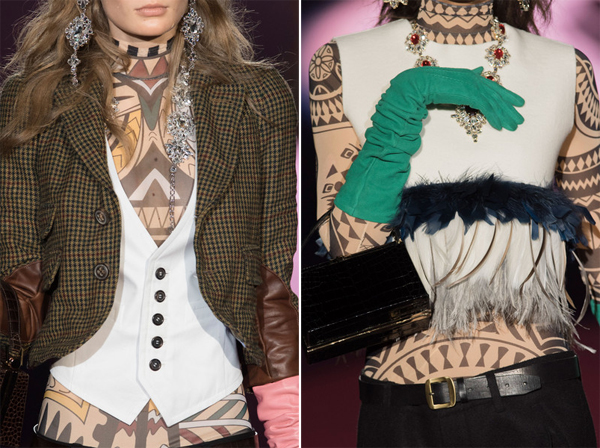 Dsquared Fall 2015 Details