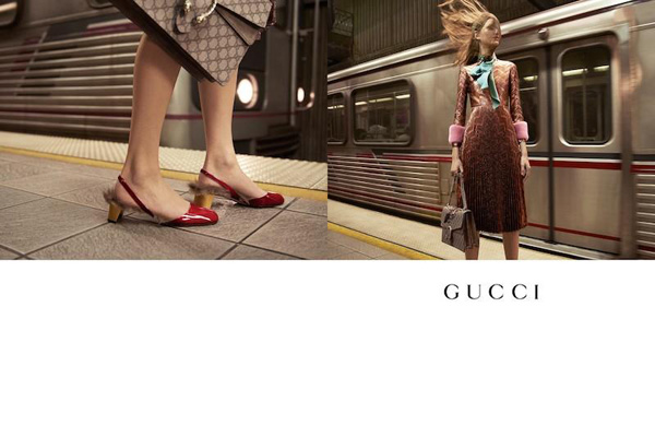 Gucci Fall 2015 Campaign