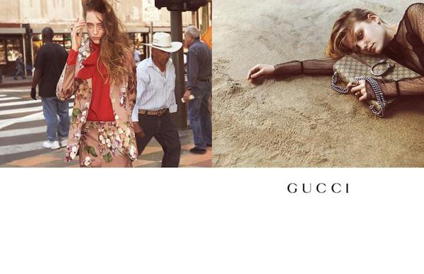 Gucci Fall 2015 Campaign