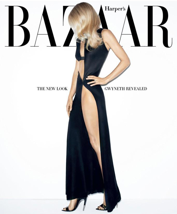 Harper's Bazaar March 2012