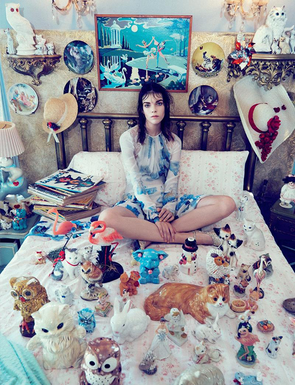 Meghan Collison by Sofia+Mauro