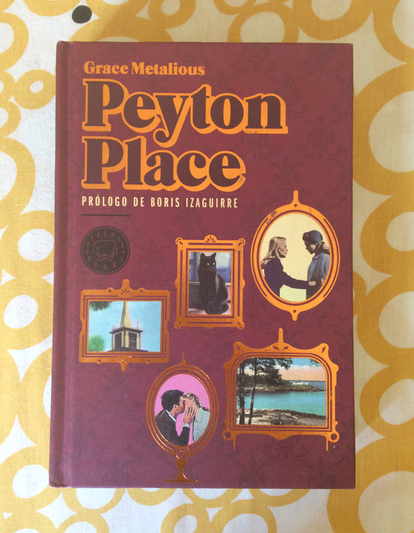 'Peyton place', de Grace Metalious