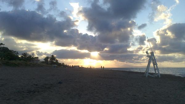 Playa de las Marinas, Dénia