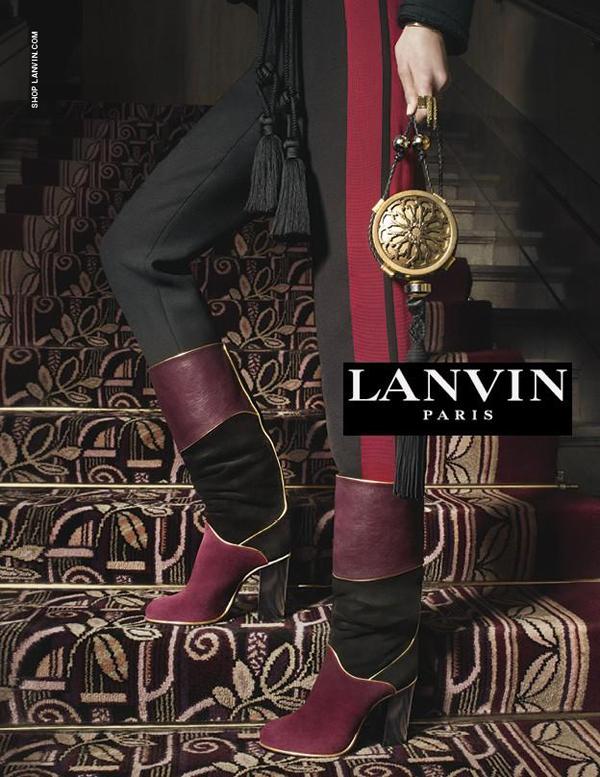 Lanvin Fall 2015 Campaign