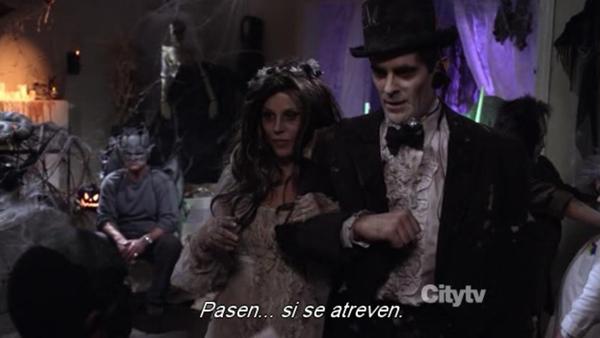 Modern family 'Halloween'