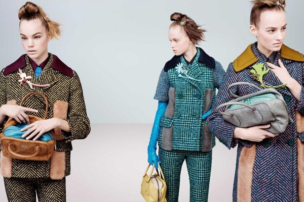 Prada Fall 2015 Campaign