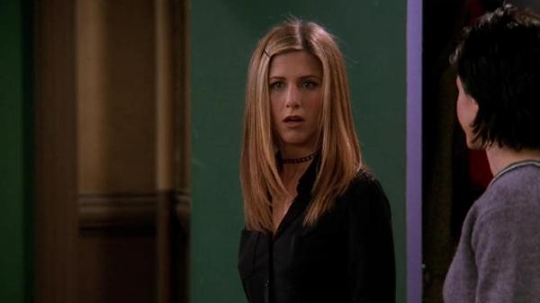 Rachel's tattoo collar