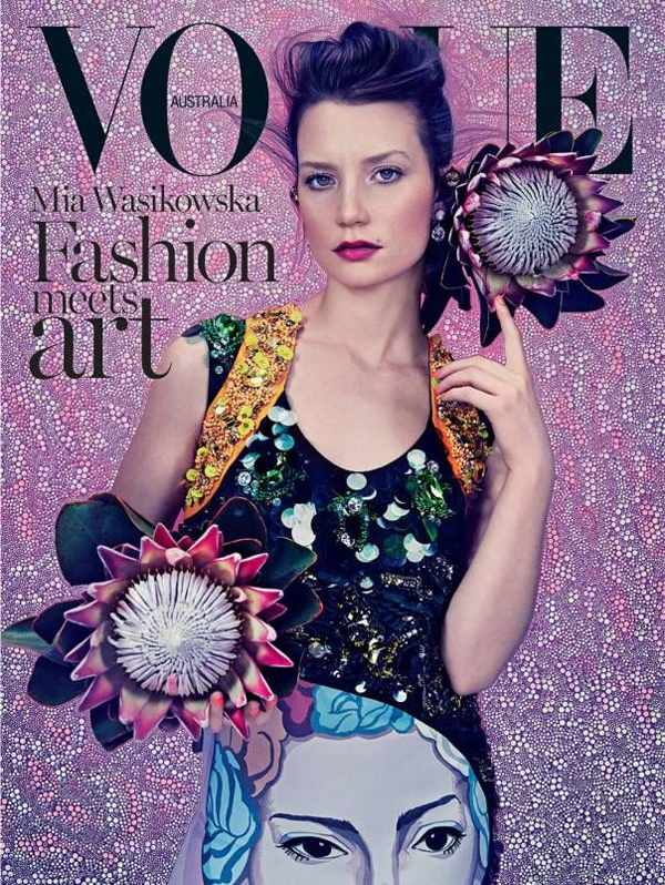 Vogue Australia Marzo 2014