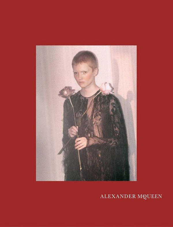 Alexander McQueen Fall 2015 Campaign by David Sims