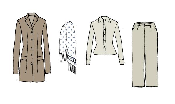 El vestuario de Annie Hall