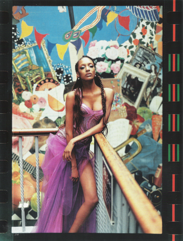 'Gowns of Brixton' by Tyrone Lebon