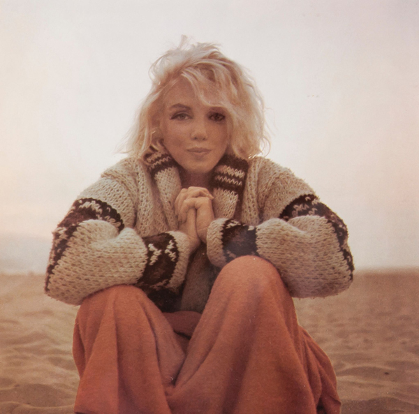 Marilyn Monroe by George Barris