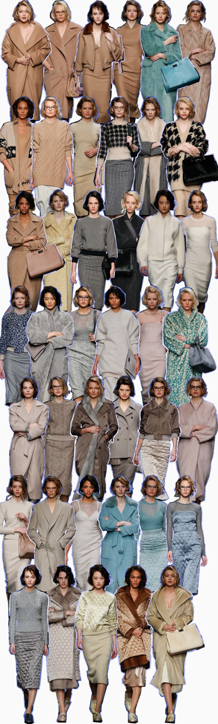 Max Mara Fall 2015 Fashion Show