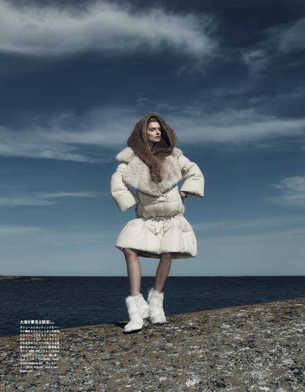 'The nordic queen' by Emma Summerton