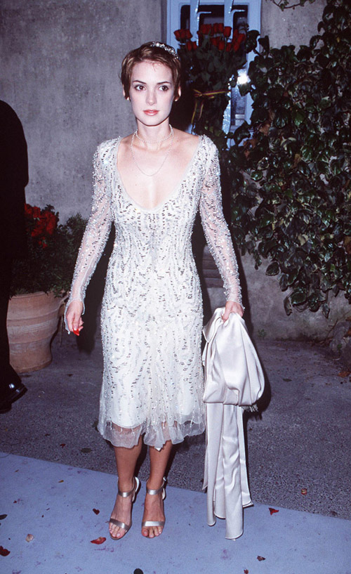 Winona Ryder 51st Cannes Film Festival