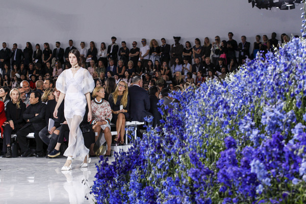 Dior Spring 2016 Fashion Show