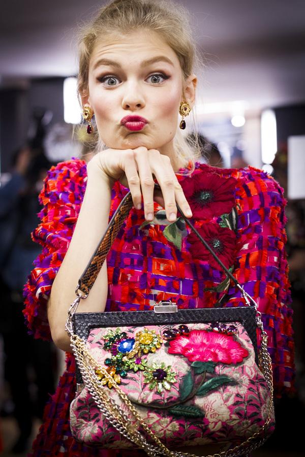 Dolce&Gabbana Spring 2016