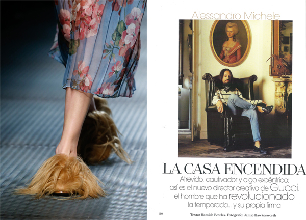 Gucci Ugly shoes Alessandro Michele