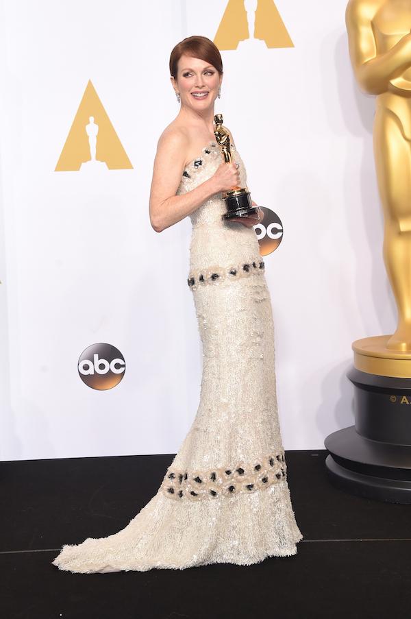 Julianne Moore Oscar 2015