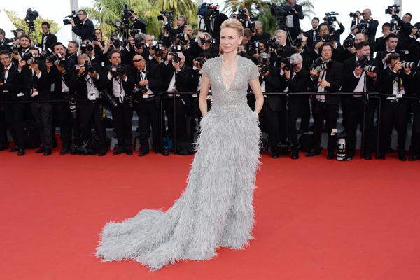 Naomi Watts de Elie Saab en el Festival de Cannes