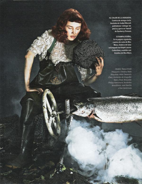 El arte de la pesca by Christian Anwander