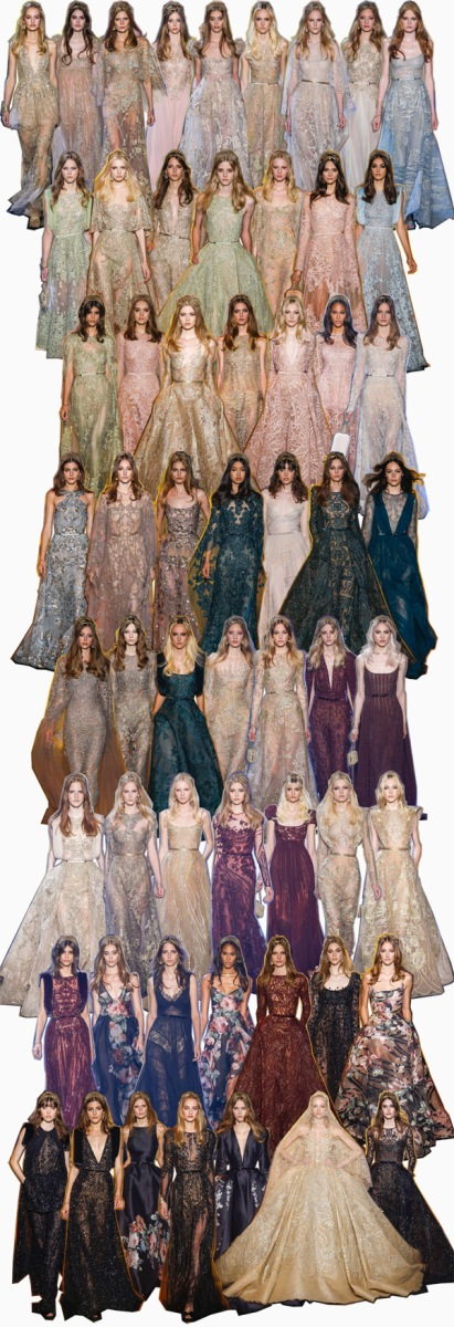 Elie Saab Haute Couture Fall 2015