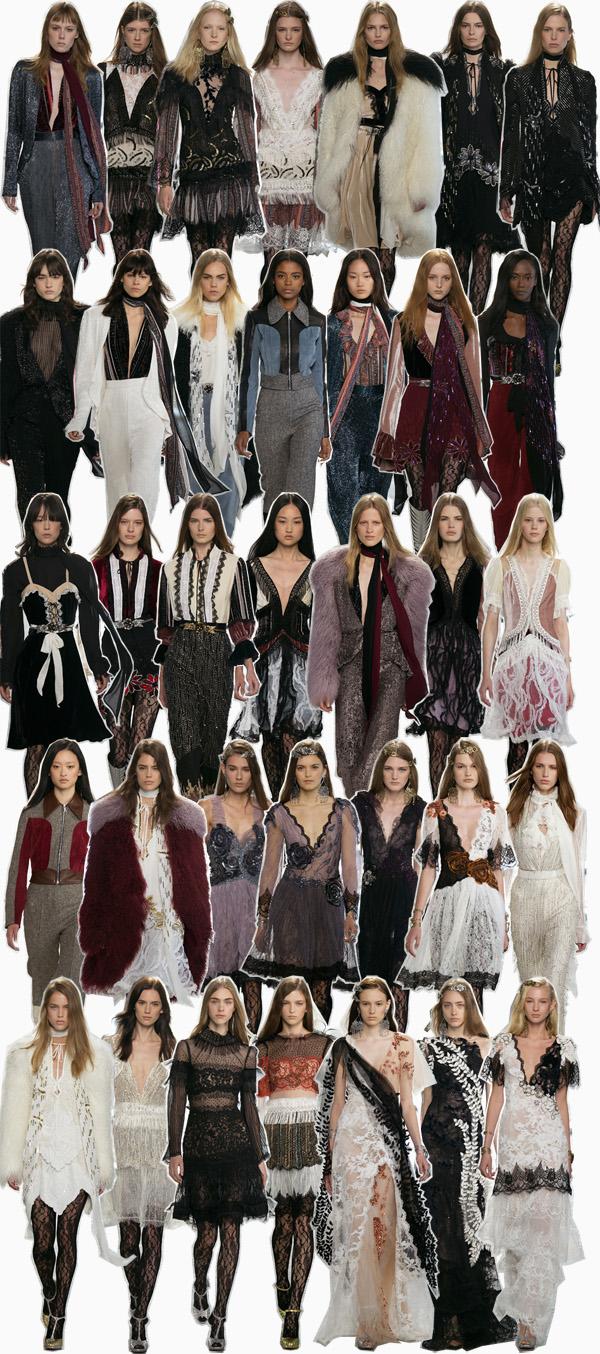 Rodarte Spring 2016 Fashion Show