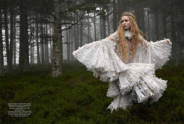 Some enchanted evening by Yelena Yemchuk