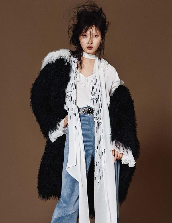 Sunghee Kim by Giampaolo Sgura