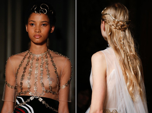 Valentino Jewelry Spring 2016 Couture