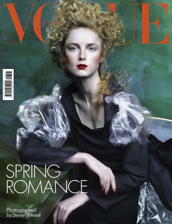 Vogue Italia Marzo 2016 by Steven Meisel
